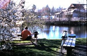 John Bator Park Spring